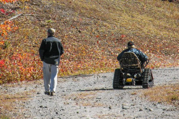 Disabled Access Boreas Ponds