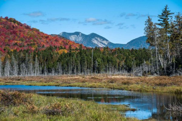 Gothics from Boreas Ponds